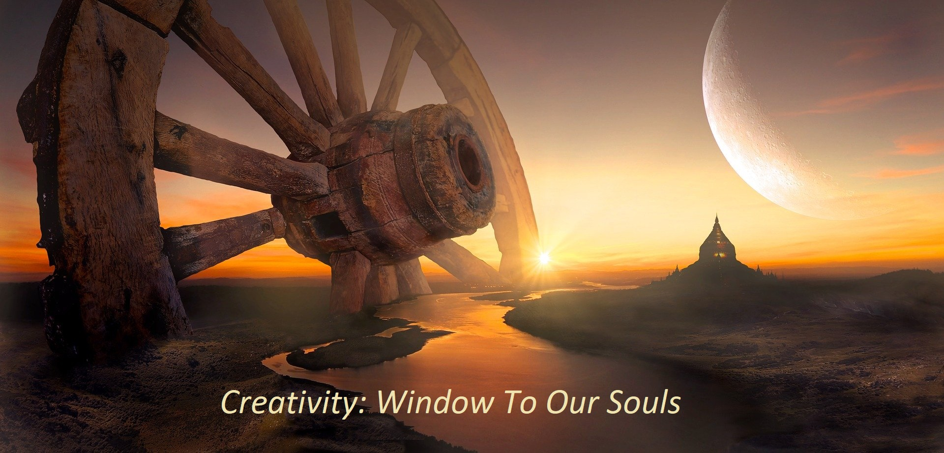 Creativity: Window To Our Souls